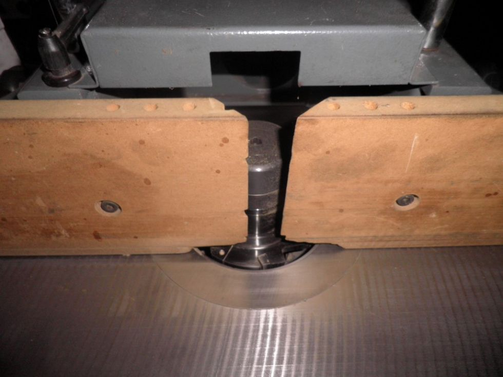 Máquina tupí para la madera