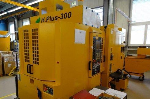 Centros de mecanizado horizontal MATSUURA H-PLUS 300