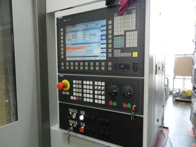 Centro de mecanizado SW
