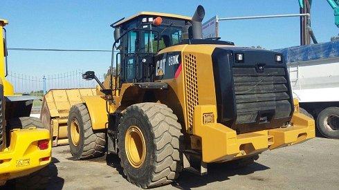 Caterpillar 950K J5M00250 2012