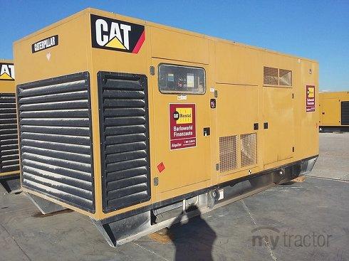 Caterpillar 3412 RTY03185 2012