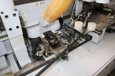 Chapadora de cantos con sistema de encolado PU HOMAG Profi KAR 310/12/A20