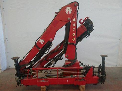 Grúa Jollycrane 4700 F3