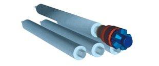 Cilindro Hidráulico de 4 rodillos 4RHSS 25-350 con doble precurvado