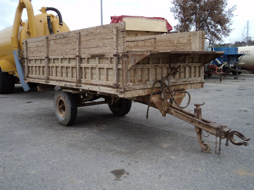 Remolque 6.000 kg