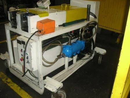 Conificadora de tubos hidraulica