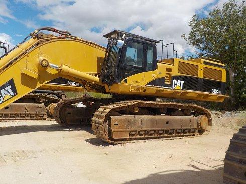 Caterpillar 330DL ME RAS00320 2006