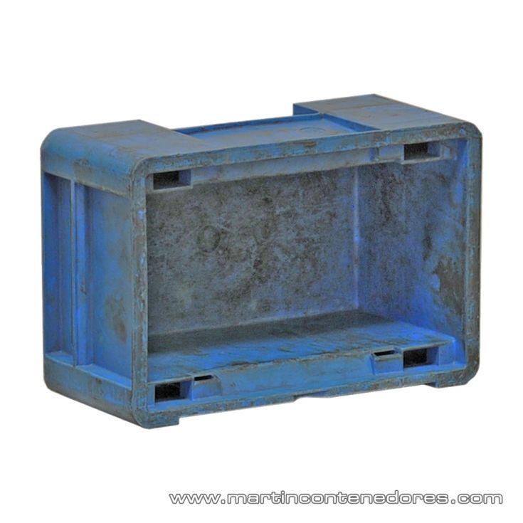 Caja KLT usada