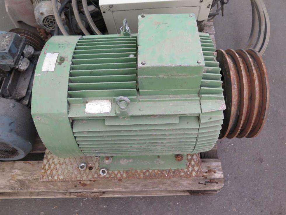 GT-2311 Motor de 45kW de patas de 1500 rpm, 380v.