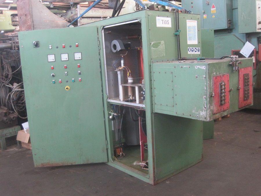 Horno electrico industrial