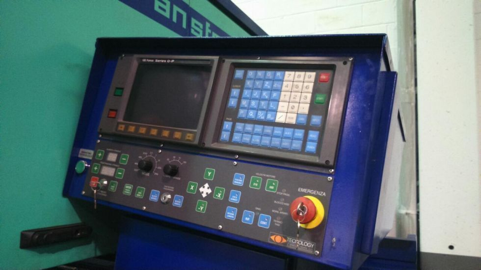 Punzonadora CNC