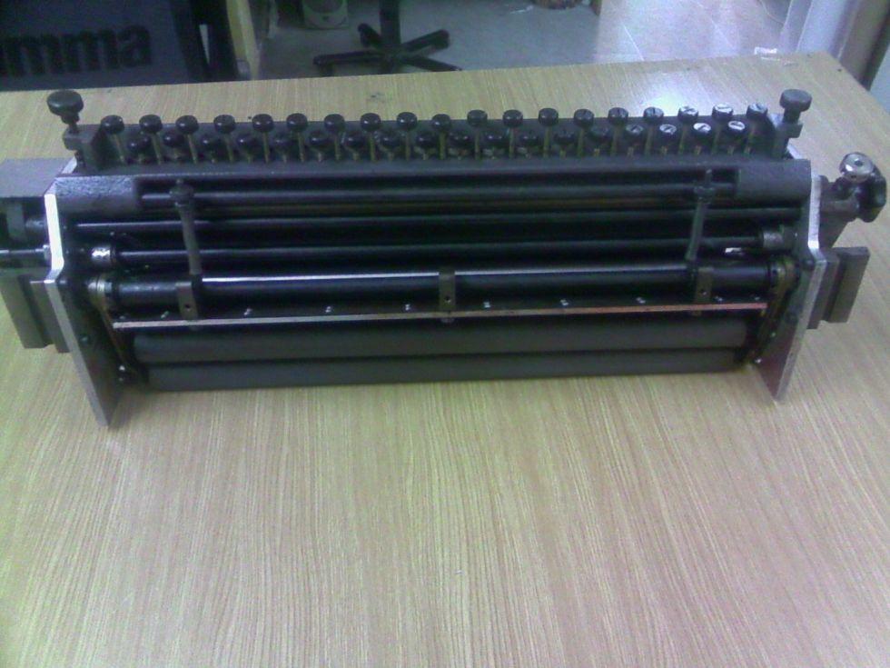 Equipo de Nueración y perforación