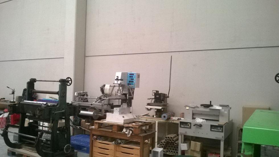 Impresora etiquetas termoimpresas