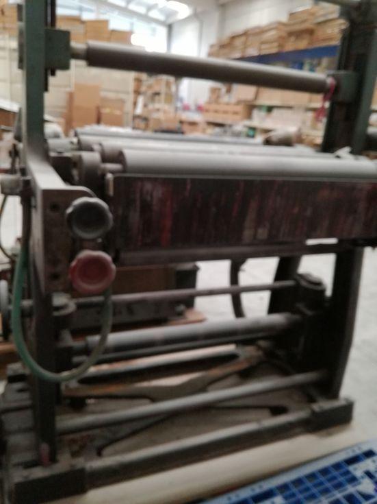 Impresora flexografía de 62/70