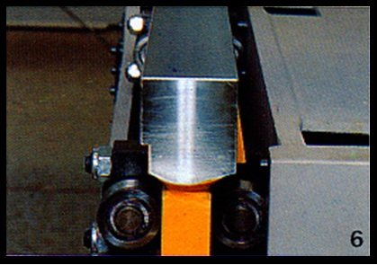 Plegadora hidráulica Mebusa PH-244 de 4000x240t a 2 ejes (x-y)