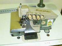 Maquina de overlock