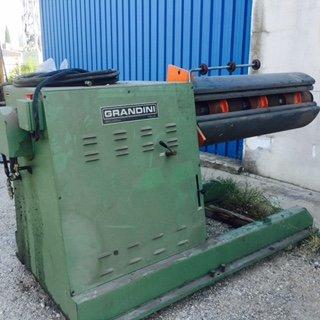Línea de corte Grandini de 1.500x1,5mm
