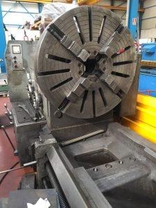 Torno paralelo Geminis GE-1200x6000mm