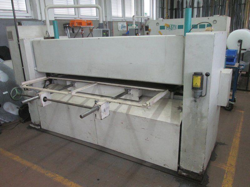 Pressbrake / Folding / Mech. / Hydr.Folding machine