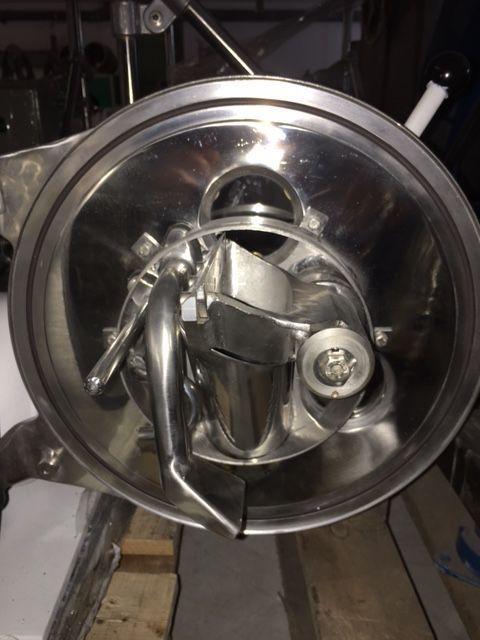 Centrifuga planta piloto rousselet