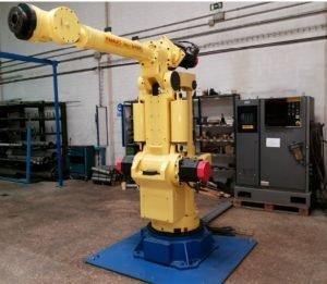 Robot de soldadura FANUC S-420 RH