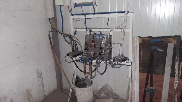robot de mezclas