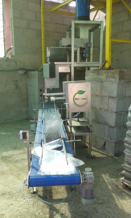 Envasadoras de compostaje RMA