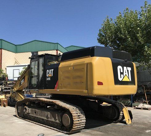 Caterpillar 349E KFX00351 2012