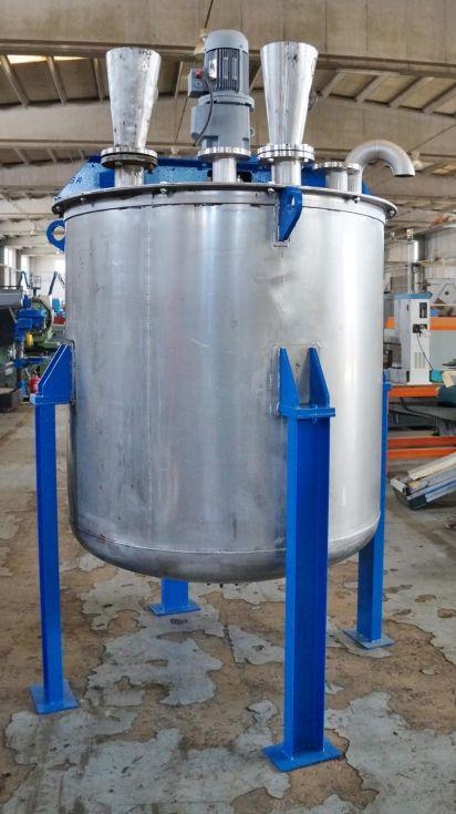 Reactor de lixiviación