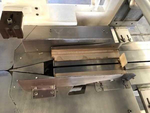 Maquina flow-pack de paletas