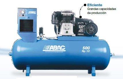 Compresor Abac Pro con secador integrado B4900