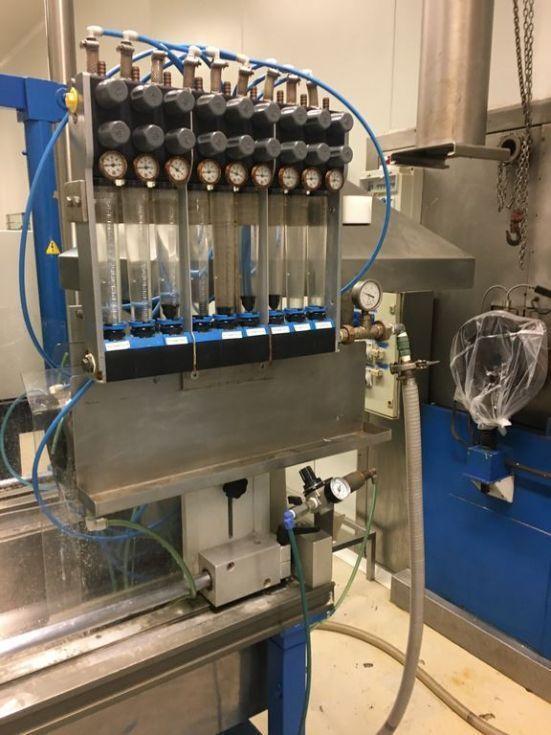 GT-2504 Línea de extrusión para fabricación de tubos de PVC para bolsa de sangre y suero sanitarios