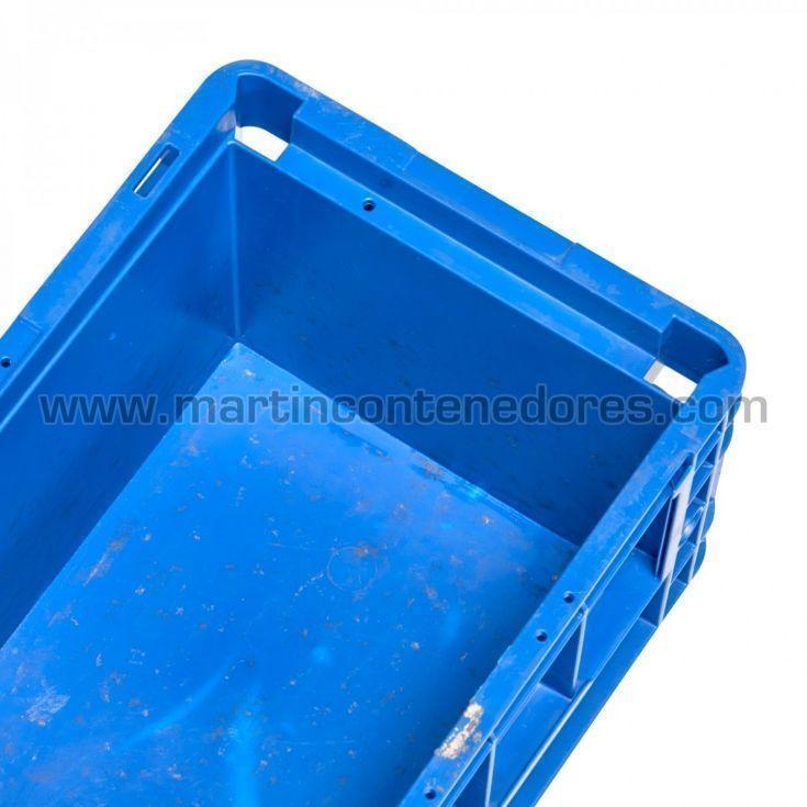 Cajas plásticas norma Europa