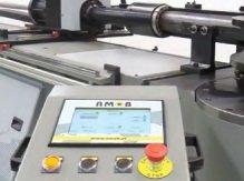Curvadora de tubos Amob MDH-60 CNC