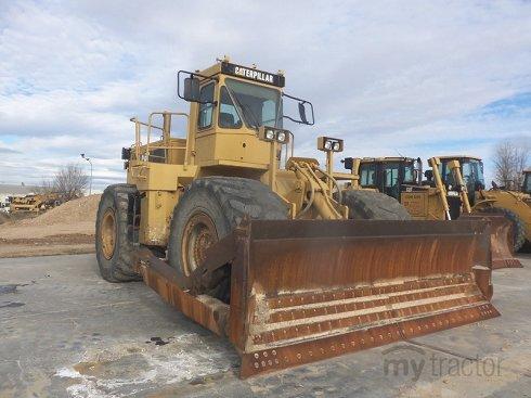 Caterpillar 834B 7BR00616 1997