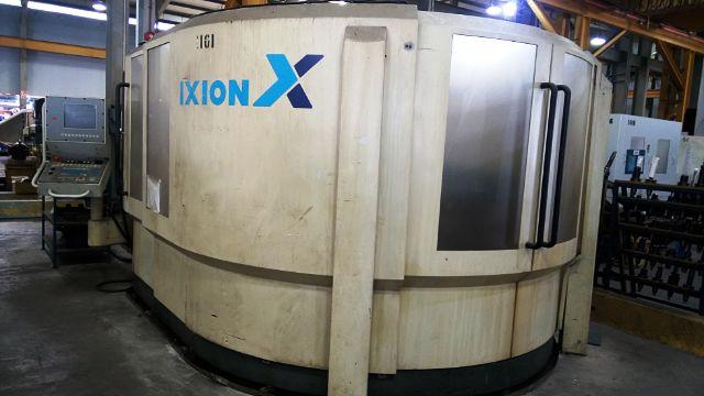 Ixion TL 1004 deep hole drill X/Y/Z/W 1000 x 400 x 1000 x 1100 mm Mach4metal