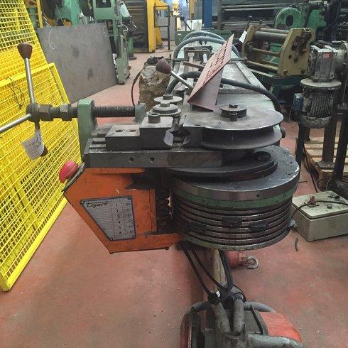 Curvadora de tubos Tejero 32A