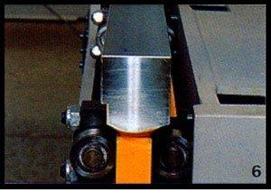 Plegadora hidráulica Mebusa 3000x90t