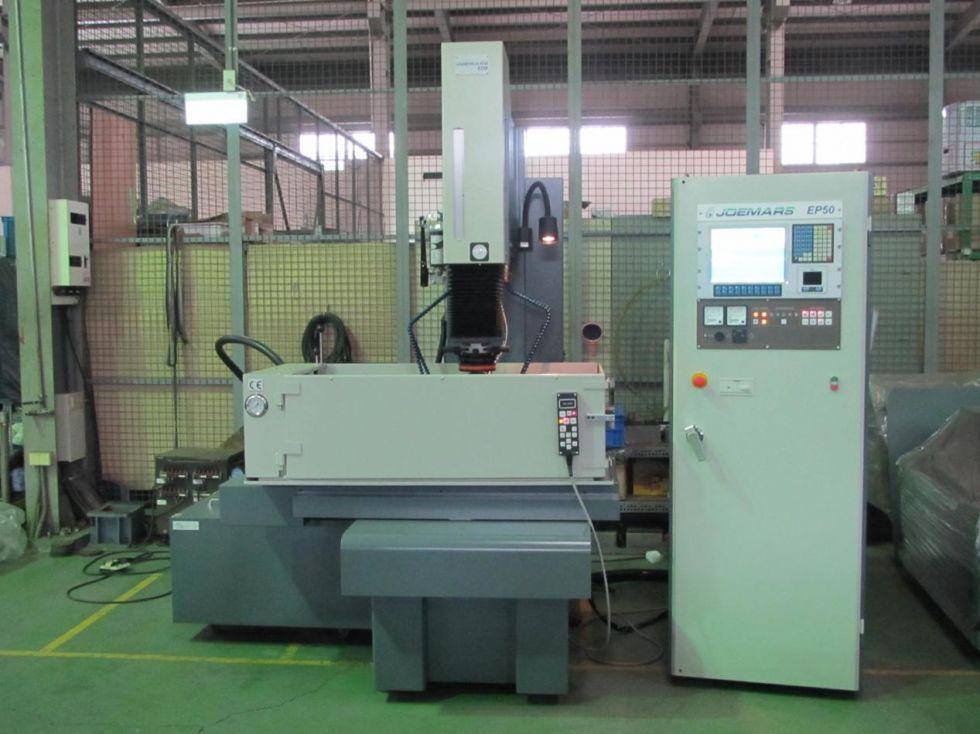 Electroerosión automática