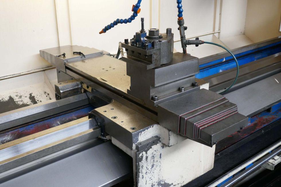 Style CNC Lathe 750 x 3000 mm Mach4metal