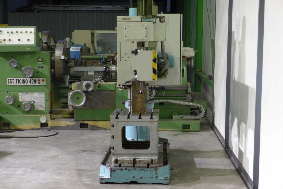 MAS VO 32 / 1000 Universal radial drill Mach4metal