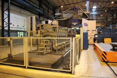 Fresadora puente CNC DROOP+REIN T 2550 TR75C