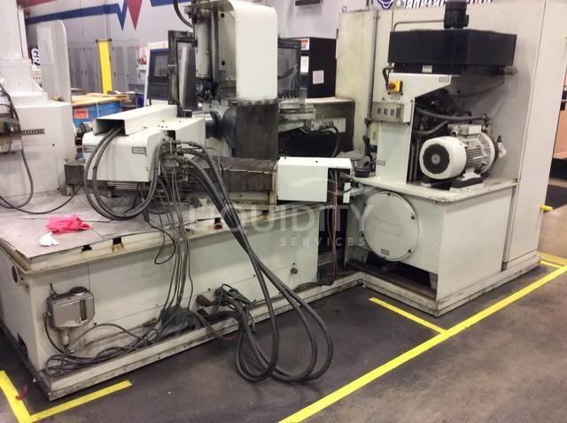 Leifeld PNC106 CNC spinning lathe Ø 700 x 800 mm Mach4metal