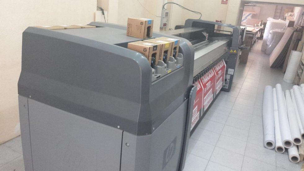 Impresora HP LATEX LX850