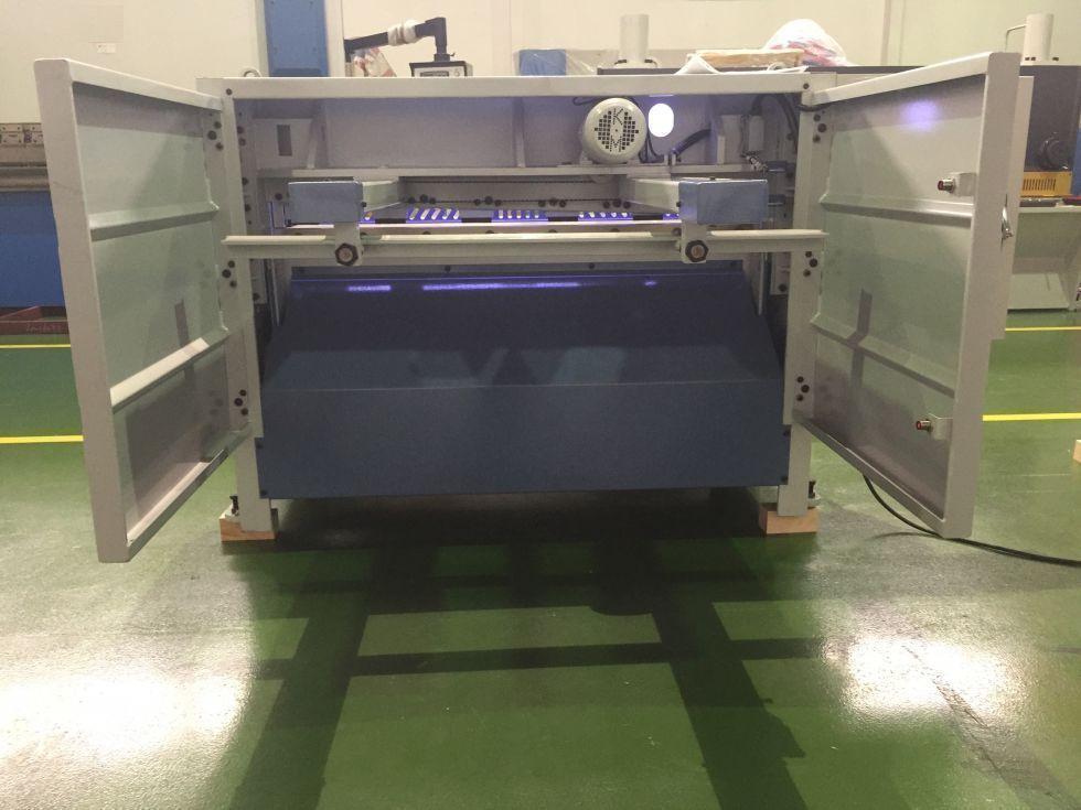 Cizalla guillotina electro-mecánica 1360x3 mm