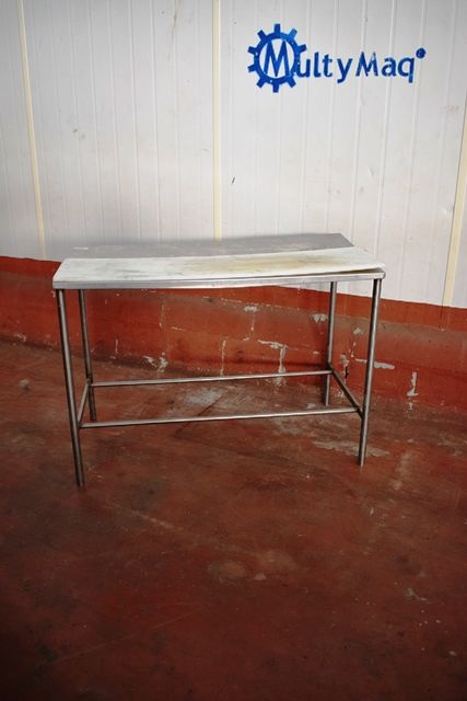 Mesa para uso industrial