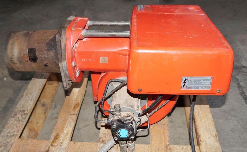 Quemador diesel para caldera.