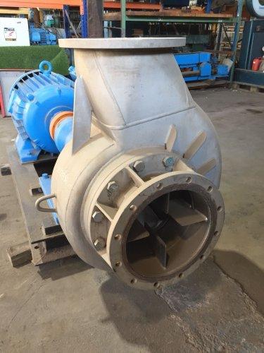 Bomba de agua centrífuga axial INOX