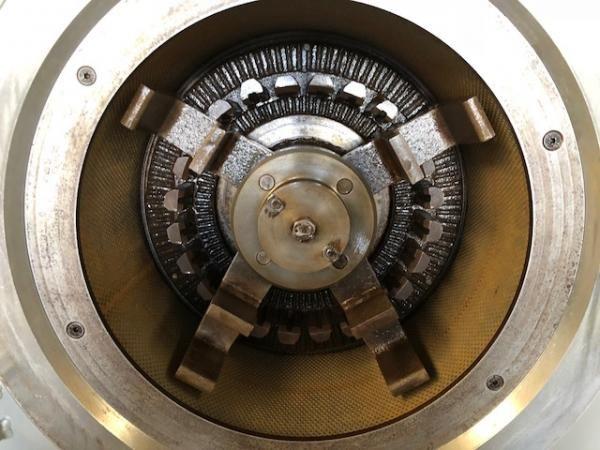Molino duplex construido en acero al carbono GERMAN GRUBER