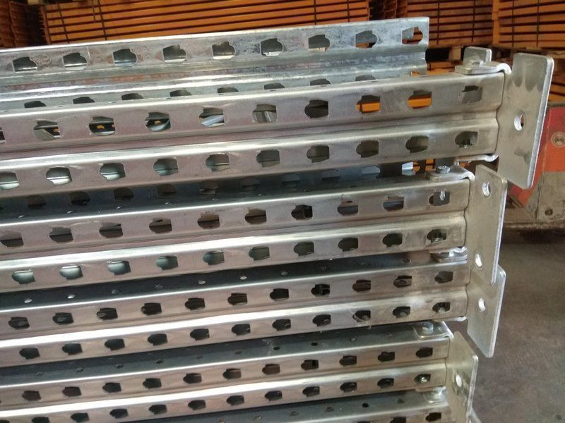 Estanterias Industriales Metalicas